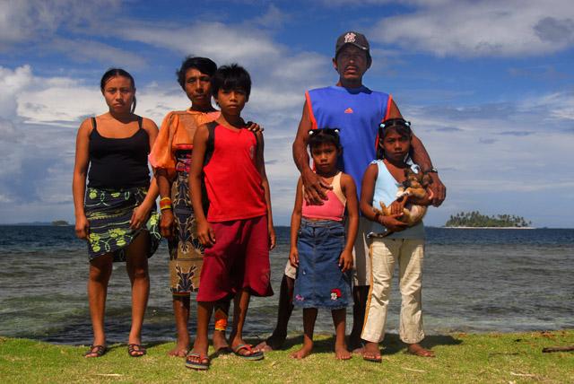 Indigenous People of Guna Yala